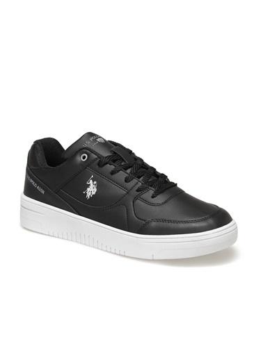 U.S. Polo Assn. Lee Erkek Sneaker Siyah